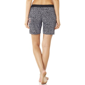 Kupaći kostim ženski (kratke hlače) FOX - Chargin - Black / White, FOX