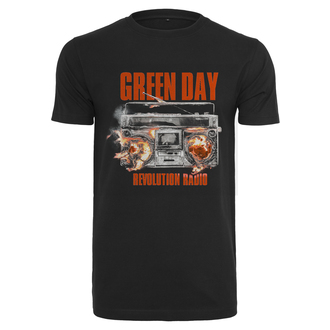 Majica metal muška Green Day - Radio -, NNM, Green Day