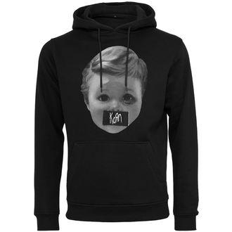 Majica s kapuljačom muška Korn - Baby -, URBAN CLASSICS, Korn