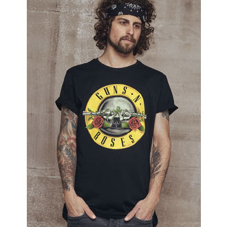 Majica metal muška Guns N' Roses - Logo -, NNM, Guns N' Roses