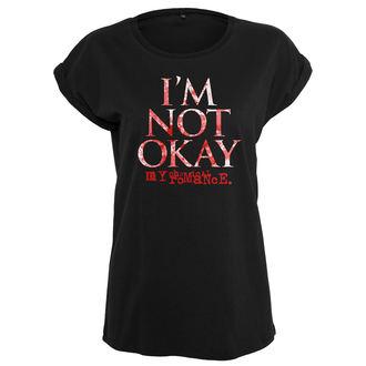 Majica metal ženska My Chemical Romance - I'M NOT OK -, NNM, My Chemical Romance