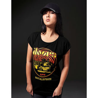 Majica metal ženska Doors - Warp -, URBAN CLASSICS, Doors