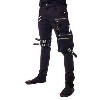 Muške hlače Vixxsin - JAEL - Crne
