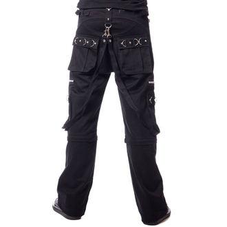 Muške hlače Vixxsin - VIPER 2 WAY - Crne, VIXXSIN