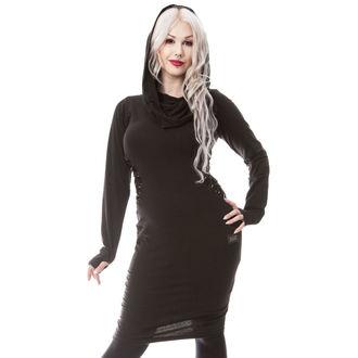 Haljina ženska VIXXSIN - LUNACY - BLACK - POI331