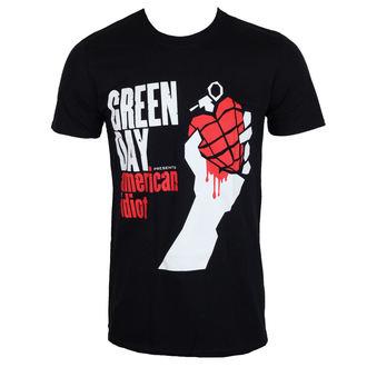 Majica metal muška Green Day - AMERICAN IDIOT - PLASTIC HEAD, PLASTIC HEAD, Green Day