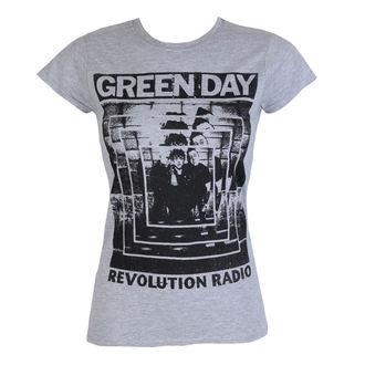 Majica metal ženska Green Day - POWER SHOT - PLASTIC HEAD, PLASTIC HEAD, Green Day