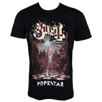 Majica metal muška Ghost - POPESTAR - PLASTIC HEAD, PLASTIC HEAD, Ghost