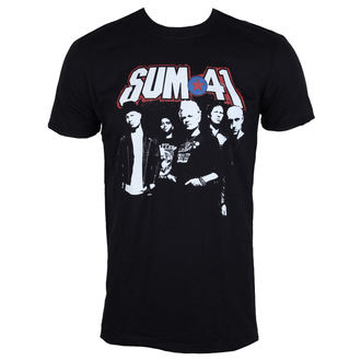 Majica metal muška Sum 41 - PHOTO PORTRAIT - PLASTIC HEAD, PLASTIC HEAD, Sum 41