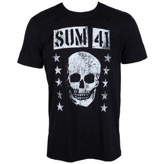 Majica metal muška Sum 41 - GRINNING SKULL - PLASTIC HEAD, PLASTIC HEAD, Sum 41