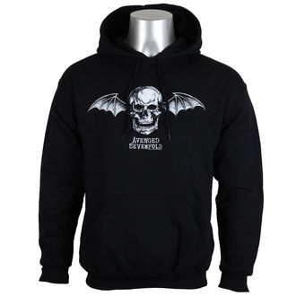 Majica s kapuljačom muška Avenged Sevenfold - DEATH BAT LOGO - PLASTIC HEAD, PLASTIC HEAD, Avenged Sevenfold