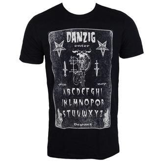 Majica metal muška Danzig - OUIJA BOARD - PLASTIC HEAD, PLASTIC HEAD, Danzig