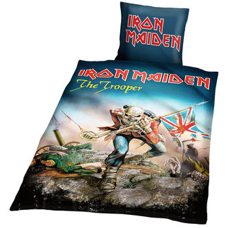Posteljina Iron Maiden, NNM, Iron Maiden