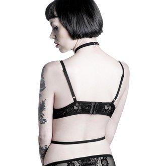 Grudnjak KILLSTAR - Bella Morte Parisian - Black, KILLSTAR