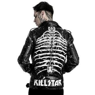 Kožna jakna - Morgue Master - KILLSTAR, KILLSTAR
