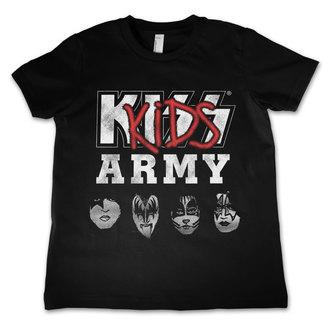 Dječja metal majica Kiss - Army - HYBRIS, HYBRIS, Kiss