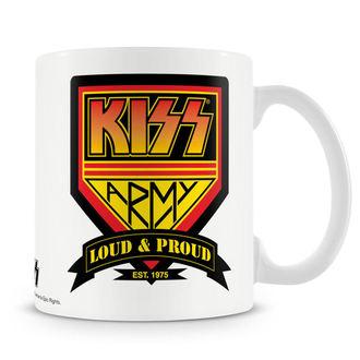 Šalica KISS - Army - HYBRIS, HYBRIS, Kiss