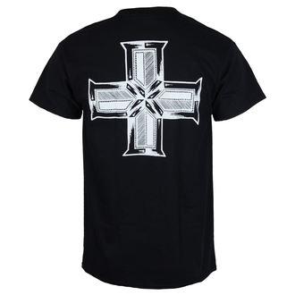 Majica metal muška Doga - Heavy BLACK -, Doga
