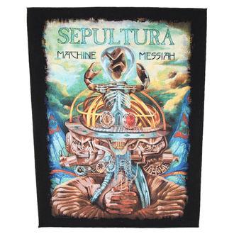 Zakrpa SEPULTURA - MACHINE MESSIAH - RAZAMATAZ, RAZAMATAZ, Sepultura
