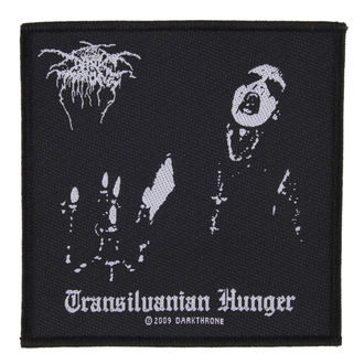 Zakrpa DARKTHRONE - TRANSILVANIAN HUNGER - RAZAMATAZ, RAZAMATAZ, Darkthrone
