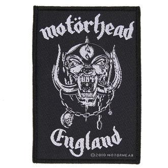 Zakrpa Motörhead - ENGLAND - RAZAMATAZ, RAZAMATAZ, Motörhead