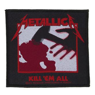 Zakrpa Metallica - Kill 'Em All - RAZAMATAZ, RAZAMATAZ, Metallica