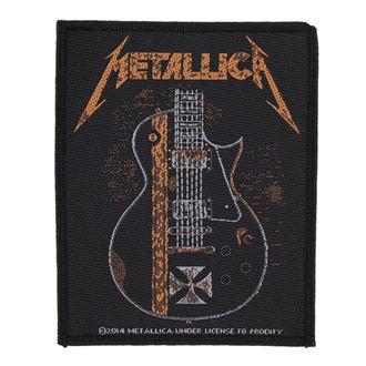 Zakrpa METALLICA - HETFIELD GUITAR - RAZAMATAZ, RAZAMATAZ, Metallica