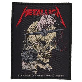 Zakrpa METALLICA - HARVESTER OF SORROW - RAZAMATAZ, RAZAMATAZ, Metallica