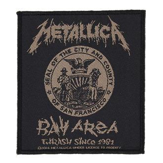 Zakrpa METALLICA - BAY AREA THRASH - RAZAMATAZ, RAZAMATAZ, Metallica