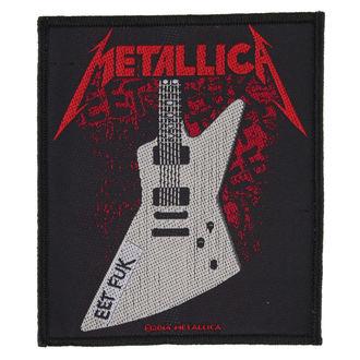 Zakrpa METALLICA - EET FUK - RAZAMATAZ, RAZAMATAZ, Metallica