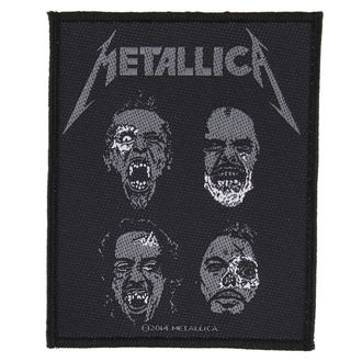 Zakrpa METALLICA - UNDEAD - RAZAMATAZ, RAZAMATAZ, Metallica