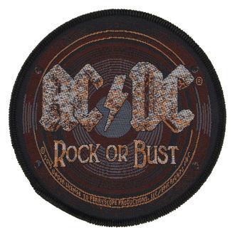 Zakrpa AC / DC - ROCK OR BUST - RAZAMATAZ, RAZAMATAZ, AC-DC