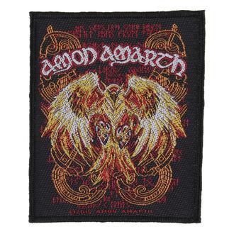 Zakrpa AMON AMARTH - PHOENIX - RAZAMATAZ, RAZAMATAZ, Amon Amarth