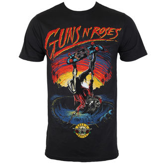 Majica muška Guns N' Roses - SKATE NODATE - BRAVADO, BRAVADO, Guns N' Roses