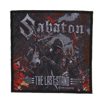 Zakrpa SABATON - THE LAST STAND - RAZAMATAZ, RAZAMATAZ, Sabaton