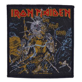 Zakrpa IRON MAIDEN - LIVE AFTER DEATH - RAZAMATAZ, RAZAMATAZ, Iron Maiden