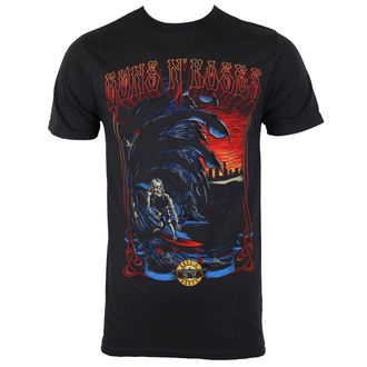 Majica metal muška Guns N' Roses - SURF NO DATE - BRAVADO, BRAVADO, Guns N' Roses