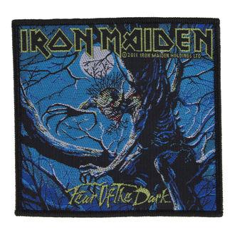 Zakrpa IRON MAIDEN - FEAR OF THE DARK - RAZAMATAZ, RAZAMATAZ, Iron Maiden