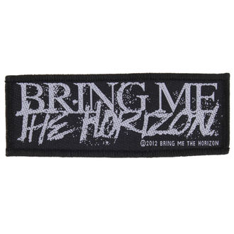 Zakrpa BRING ME THE HORIZON - HORROR LOGO - RAZAMATAZ, RAZAMATAZ, Bring Me The Horizon