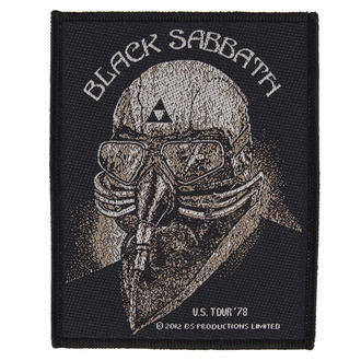 Zakrpa BLACK SABBATH - US TOUR 78 - RAZAMATAZ - SP2677