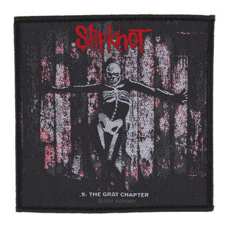 Zakrpa SLIPKNOT - THE GRAY CHAPTER - RAZAMATAZ, RAZAMATAZ, Slipknot