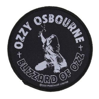 Zakrpa OZZY OSBOURNE - BLIZZARD OF OZZ - RAZAMATAZ, RAZAMATAZ, Ozzy Osbourne