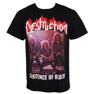 Majica metal muška DESTRUCTION - Sentence Of Death - MASSACRE RECORDS, MASSACRE RECORDS, Destruction