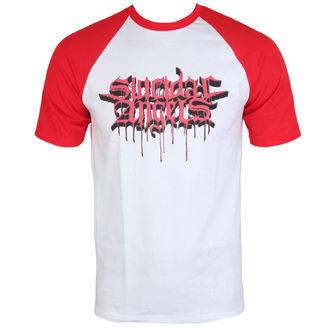 Majica metal muška SUICIDAL ANGELS - Bloody Logo - MASSACRE RECORDS, MASSACRE RECORDS, Suicidal Angels