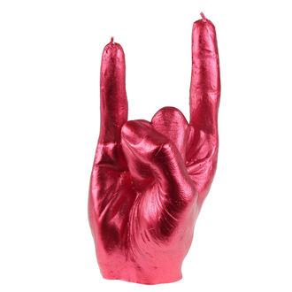 Svijeća Ruka - RCK Red Metallic