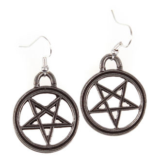 Naušnice Pentagram
