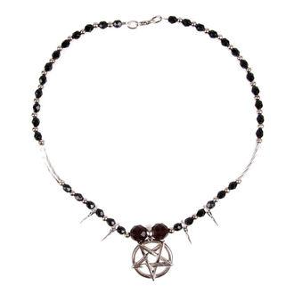 Ogrlica Pentagram