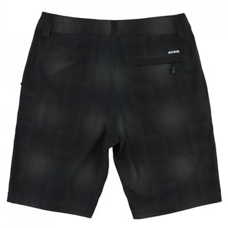 Kratke hlače muške (kupaći) METAL MULISHA - LUNATIC HYBRID - BLK, METAL MULISHA