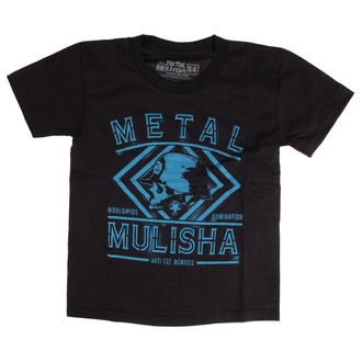 Majica ulična muška - DUST - METAL MULISHA, METAL MULISHA