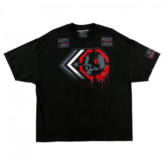 Majica ulična muška - SHATTER 3X - METAL MULISHA, METAL MULISHA